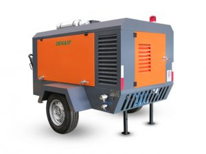 Diesel Portable Air Compressor