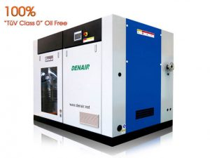 Oil Injected / Oil Free Air Compressor